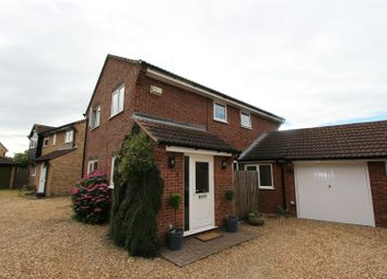 Thumbnail 4 bed link-detached house for sale in Crane Street, Brampton, Huntingdon
