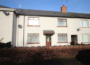 Thumbnail Terraced house for sale in Newport Road, Risca, Newport