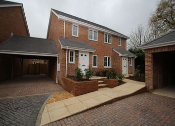 Thumbnail 3 bed terraced house to rent in Wildwood Close, Titchfield Common