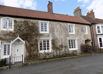 Thumbnail 4 bed cottage to rent in The Green, Hurworth, Darlington