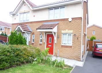 Thumbnail 2 bed shared accommodation to rent in Zircon Close, Liverpool, Merseyside