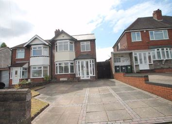 Thumbnail 3 bed semi-detached house for sale in Lower City Road, Tividale