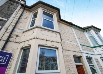 Thumbnail 2 bedroom terraced house for sale in Vicarage Road, Redfield