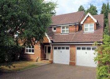5 bed detached house for sale in Strathcona Gardens, Knaphill, Woking GU21