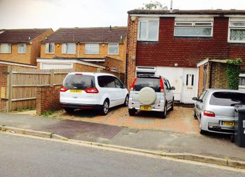 Thumbnail 3 bedroom end terrace house for sale in Burgett Road, Slough