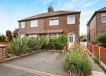 Thumbnail 5 bed semi-detached house for sale in Church Road, Barnton, Northwich