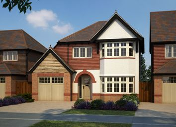 Thumbnail 3 bed detached house for sale in Yew Gardens, London Road, Waterlooville, Hampshire