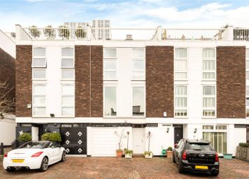 Thumbnail 4 bedroom terraced house for sale in Quickswood, Primrose Hill, London