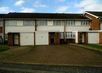 Thumbnail 3 bed terraced house to rent in Northolt Way, Hornchurch