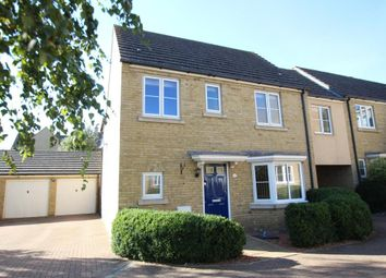 Thumbnail Link-detached house for sale in Chelmer Way, Ely