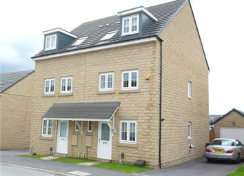 Thumbnail 3 bedroom semi-detached house to rent in Beacon Hill, Keighley, West Yorkshire