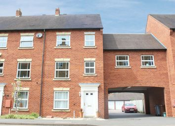Thumbnail 4 bedroom town house to rent in Gorcott Lane, Shirley, Solihull