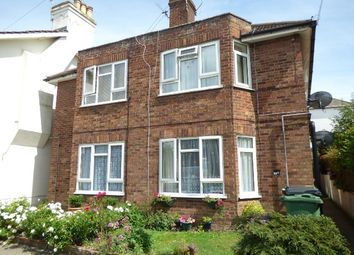 Thumbnail 1 bed flat to rent in St James Road, Bexhill On Sea East Sussex