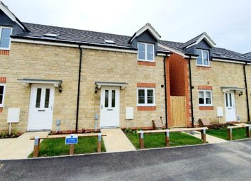 Thumbnail 2 bedroom semi-detached house for sale in Hicks Close, Shrivenham, Swindon