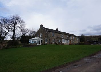 Thumbnail 9 bed farmhouse for sale in Broadhead Road, Bolton