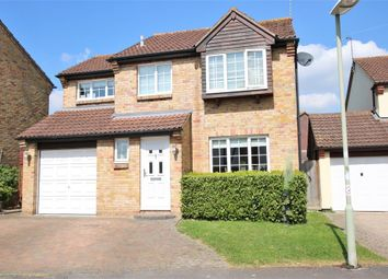 Thumbnail 3 bed detached house for sale in Ash Way, Wokingham, Berkshire