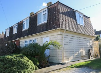 Thumbnail 3 bed semi-detached house for sale in Raleigh Road, Padstow