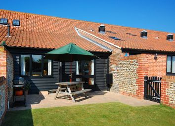 Thumbnail 2 bed barn conversion for sale in Blacksmiths Lane, Happisburgh, Norwich