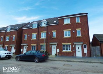 Thumbnail 4 bed town house for sale in Haggerston Road, Blyth, Northumberland