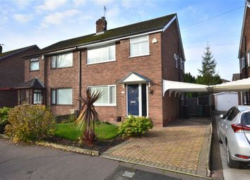 Thumbnail 3 bed semi-detached house for sale in Peveril Close, Whitefield