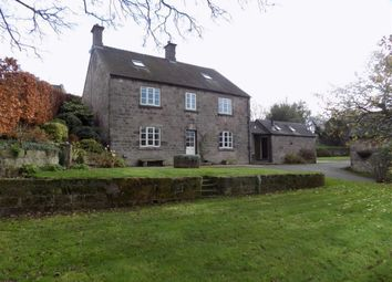 Thumbnail 4 bed cottage to rent in Dunwood Lane, Longsdon, Staffordshire