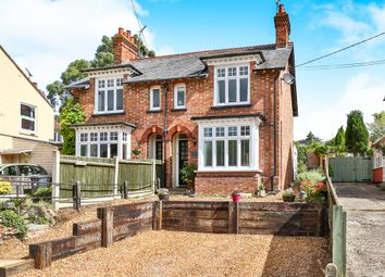Thumbnail 2 bed semi-detached house for sale in Hayes Lane, Fakenham