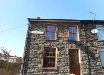 Thumbnail 3 bed terraced house for sale in Tyntyla Terrace, Ystrad