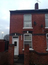 Thumbnail 2 bed end terrace house to rent in Whitehall Road, Walsall, West Midlands