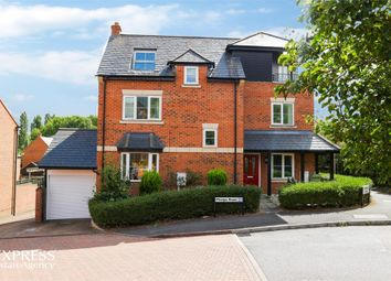 Thumbnail 4 bed semi-detached house for sale in Phelps Road, Bletchley, Milton Keynes, Buckinghamshire