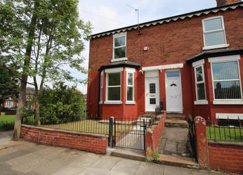 Thumbnail 4 bed end terrace house to rent in Fielden Avenue, Chorlton Cum Hardy, Manchester