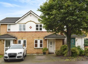 Thumbnail 3 bed semi-detached house for sale in Winterburn Close, London