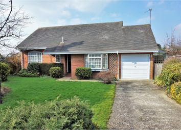 Thumbnail 2 bed detached bungalow for sale in The Meadows, Walberton