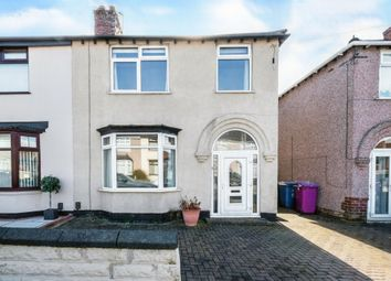 Thumbnail 3 bed semi-detached house for sale in Highville Road, Childwall, Liverpool
