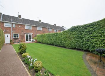 Thumbnail 3 bed terraced house for sale in Laughton Way, Lincoln