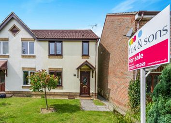 Thumbnail 2 bed end terrace house for sale in Watkin Road, Hedge End, Southampton