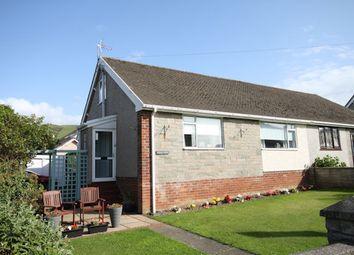 Thumbnail 4 bedroom semi-detached house for sale in Ffordd Dyfrig, Tywyn Gwynedd