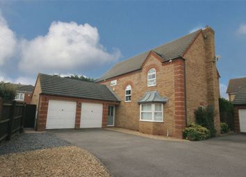 4 bed detached house for sale in Hocknell Close, Wootton, Northampton NN4