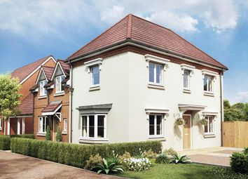Thumbnail 3 bed semi-detached house for sale in The Bluebell, Hartley Meadows, Whitchurch, Hampshire