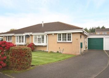 Thumbnail Bungalow for sale in Sheards Way, Dronfield Woodhouse, Dronfield, Derbyshire