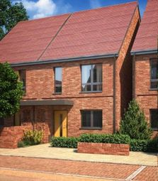 Thumbnail 3 bedroom terraced house for sale in The Charlotte (T3) At Barnes Villag, Cheadle