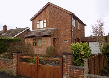 Thumbnail 3 bed detached house for sale in 28 Lambourne Avenue, Ashbourne