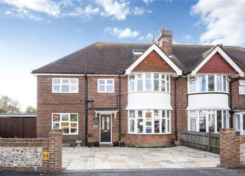 Thumbnail 5 bed semi-detached house for sale in Moy Avenue, Eastbourne, East Sussex