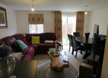 Thumbnail 3 bed semi-detached house for sale in Wagtail Walk, Corby