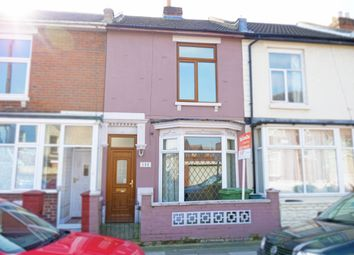 Thumbnail 3 bed terraced house to rent in Clive Road, Portsmouth