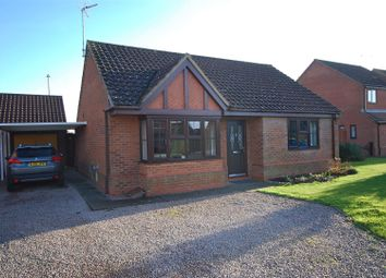 Thumbnail 2 bed detached bungalow for sale in Poachers Gate, Pinchbeck, Spalding