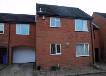 Thumbnail 4 bed terraced house for sale in Beloe Avenue, Bowthorpe, Norwich
