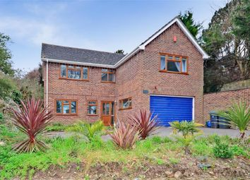 Thumbnail 4 bed detached house for sale in Walmer Castle Road, Walmer, Deal, Kent