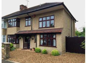 Thumbnail 5 bed semi-detached house for sale in Harold Court Road, Romford