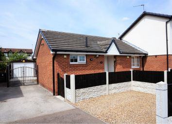 Thumbnail 1 bed bungalow for sale in Broadwater Drive, Dunscroft