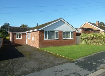 Thumbnail 2 bed detached bungalow to rent in 4 Wellgate, Wem, Shropshire